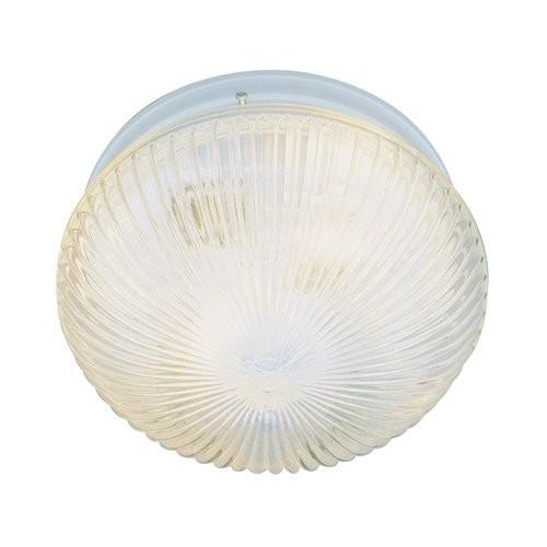 Trans Globe Lighting 3640 Two Light Down Lighting Flush Mount Ceiling Fixture