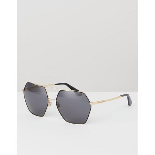 Dolce & Gabbana Geometric Sunglasses