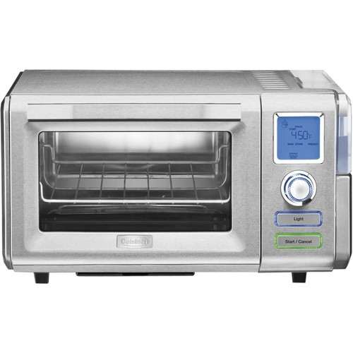 Cuisinart - Combo Steam + Convection Oven - Stainless Steel