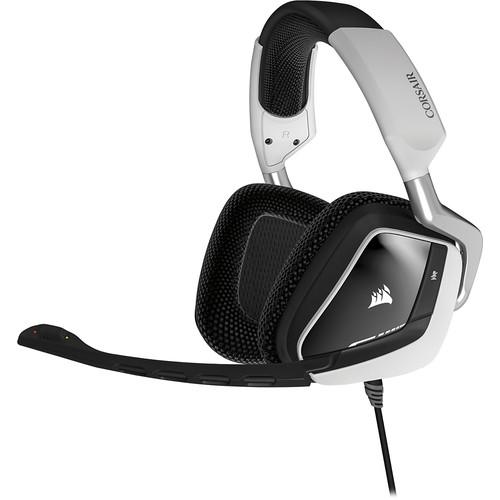 CORSAIR - VOID Over-the-Ear Gaming Headset - Black