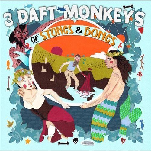 Of Stones & Bones [CD]