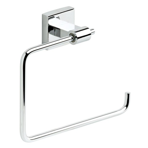 Franklin Brass Maxted Open Towel Ring in Chrome