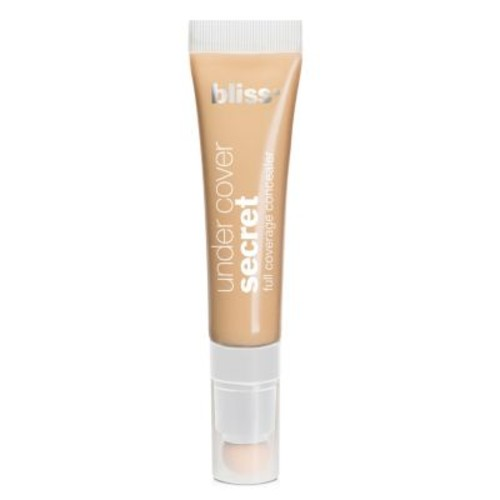 Bliss Color Undercover Secret Full Coverage Concealer, Natural [2 oz (6 ml)]