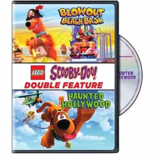 Lego Scooby: Haunted Hollywood/ Blowout Beach Bash [DVD]
