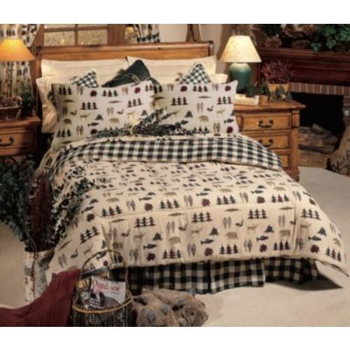 Northern Exposure Comforter Set