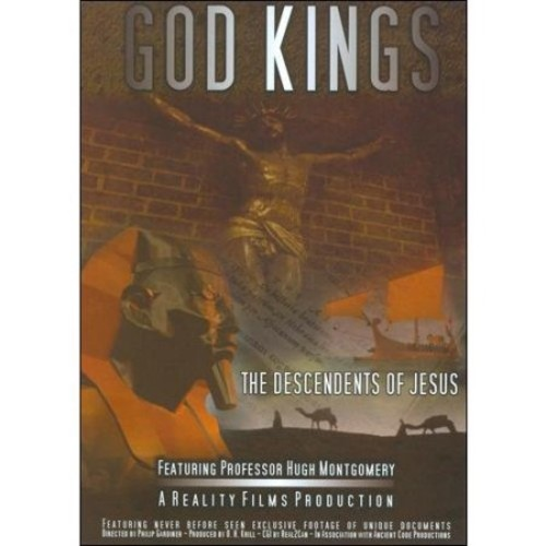 God Kings: The Descendents of Jesus [DVD] [2009]