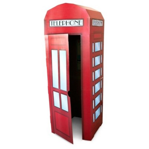 Phone Booth Stand