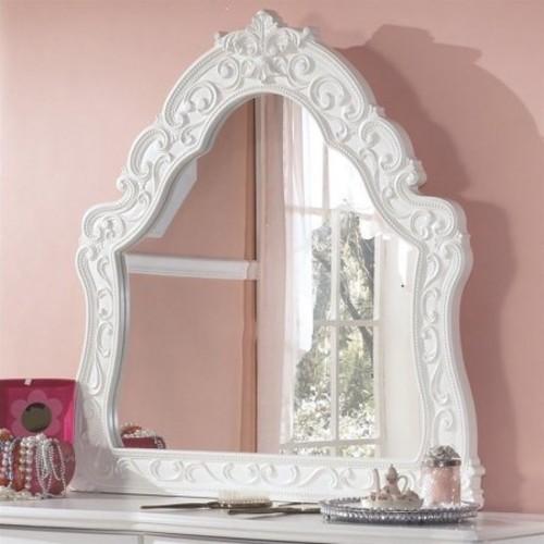 Signature Design by Ashley Exquisite 6 Drawer Dresser with Mirror