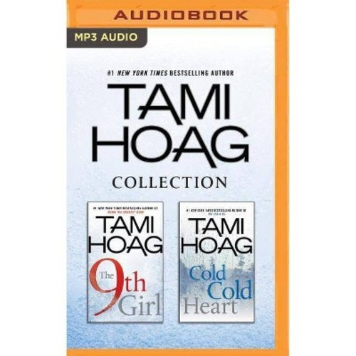 Tami Hoag Collection : The 9th Girl / Cold Cold Heart (MP3-CD)