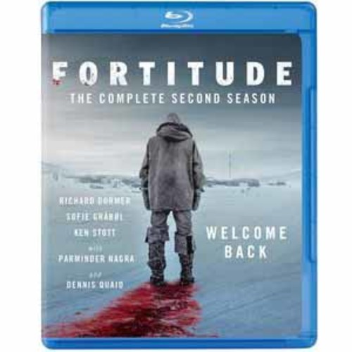 Fortitude: Season 2 [Blue -Ray]