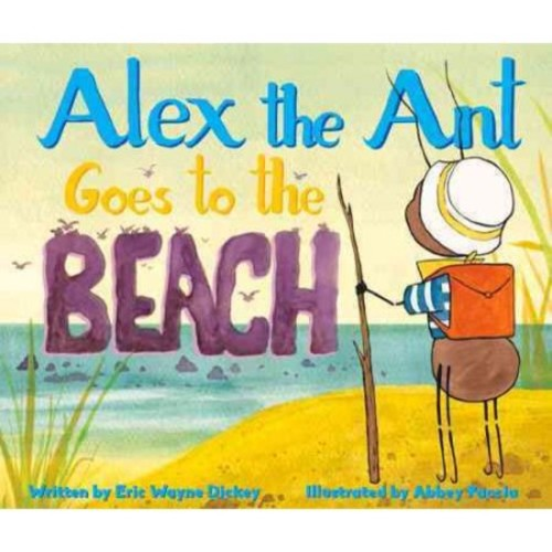 Alex the Ant Goes to the Beach