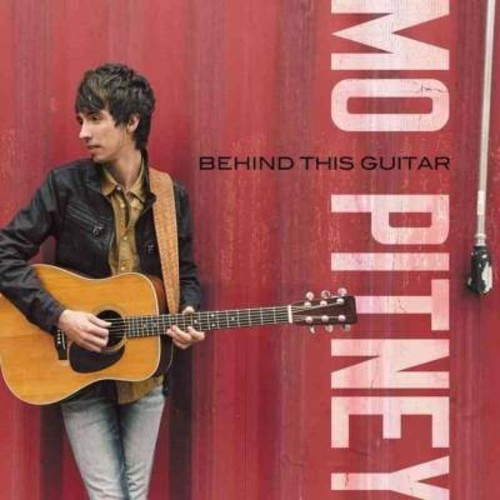Behind This Guitar,Mo Pitney [Audio CD]