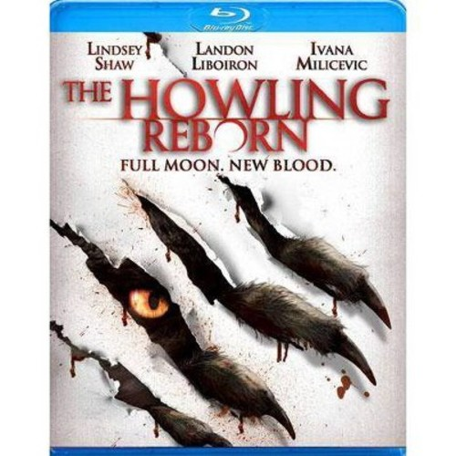 The Howling Reborn [Blu-ray] WSE DTHD
