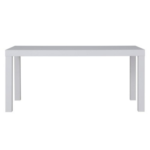 Parsons Coffee Table White - Dorel Home Products