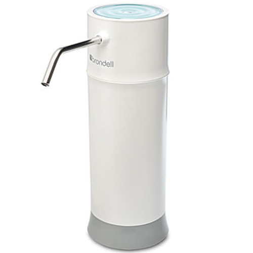 Brondell H2O+ Pearl Countertop Water Filter System. WQA Gold Seal Certified