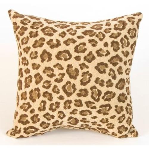 Glenna Jean Tanzania Cheetah Throw Pillow