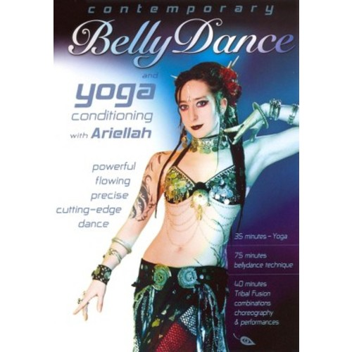 Contemporary Bellydance and Yoga Conditioning [DVD]