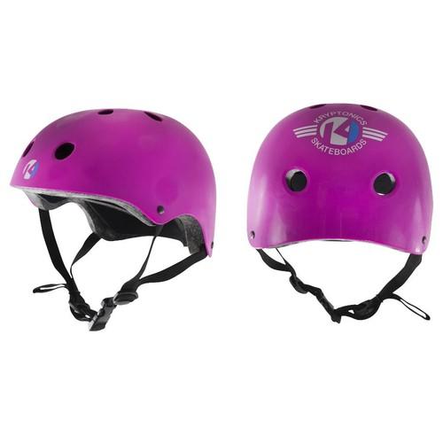 Kryptonics Starter Helmet - Pink - Small/Medium