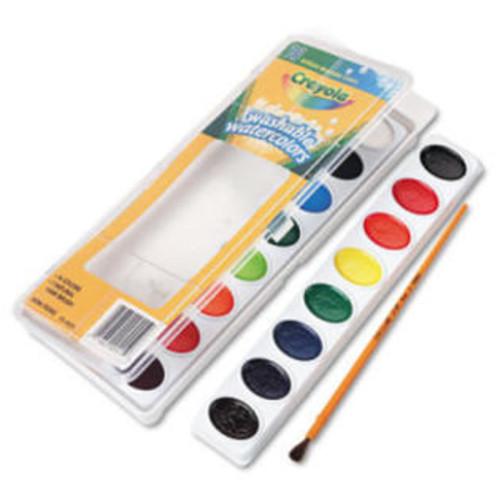 Crayola Washable Watercolor Paint