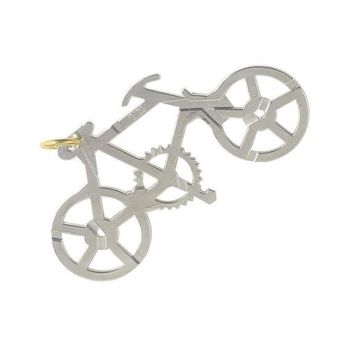 BePuzzled Hanayama Level 1 Bike Cast Puzzle