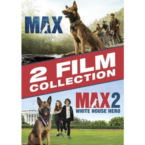 Max/Max 2 White House Hero: Double Film Collection (DVD)