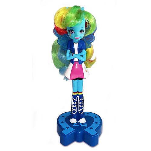 My Little Pony Equestria Girls Doll Pen - Rainbow Dash