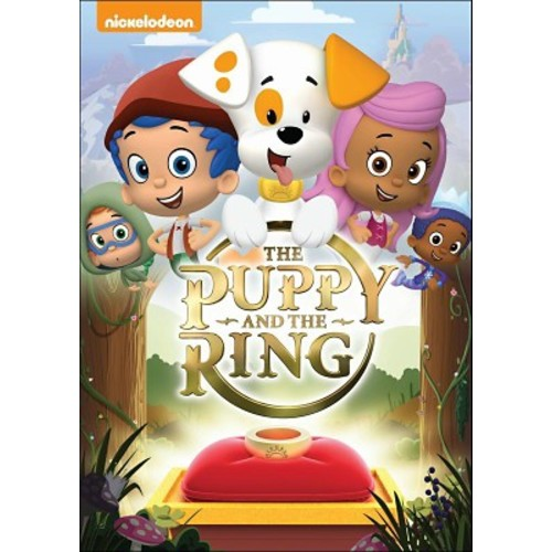 Bubble Guppies: The Puppy and the Ring [DVD]