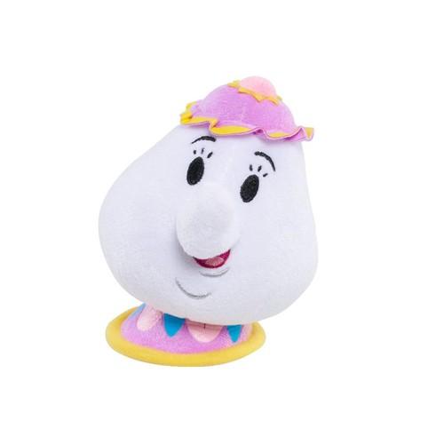 Disney Princess Beauty and the Beast Stylized Bean Stuffed Figure - Mrs. Potts