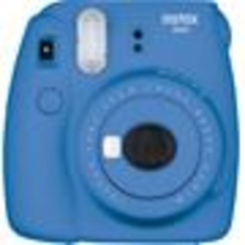 Fujifilm Instax Mini 9 (Cobalt Blue) Instant camera