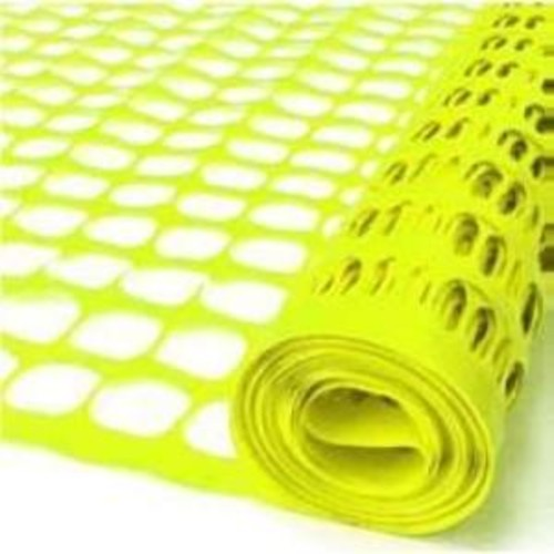 Tenax 4 ft. x 100 ft. Kryptonight High Visibility Safety Fence