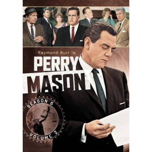 Perry mason:Sixth season vol 2 (DVD)