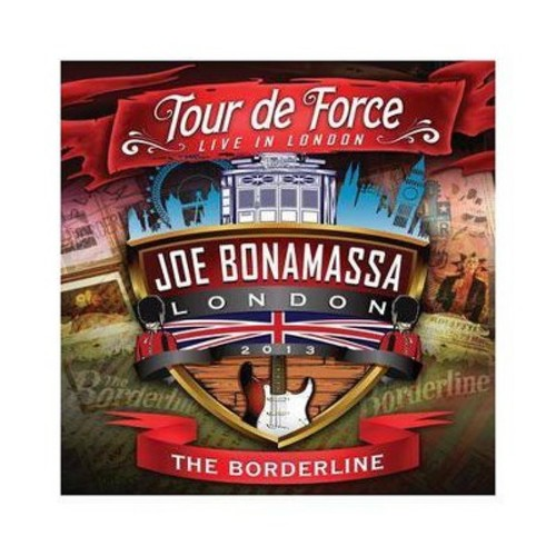 Tour De Force: Live In London- The Borderline (Blu-ray Disc) [Tour De Force: Live In London- The Borderline Blu-ray Disc]