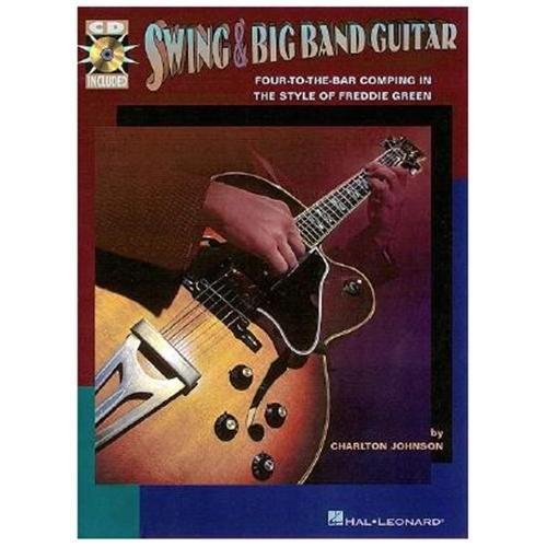 Swing & Big Band Guitar (Paperback)