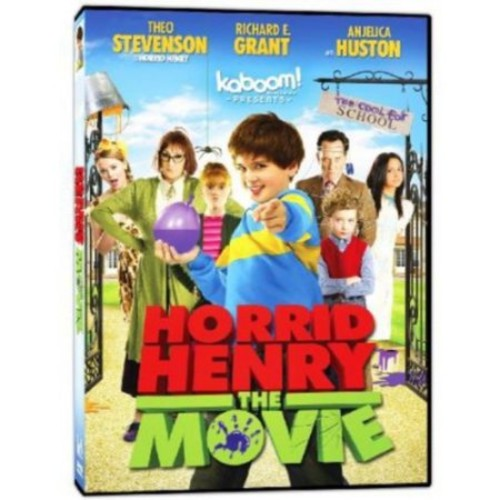Horrid Henry: The Movie WSE DD5.1