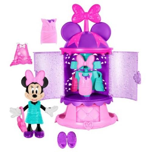 Fisher-Price Disney Minnie Mouse Minnie's Turnstyler Fashion Closet
