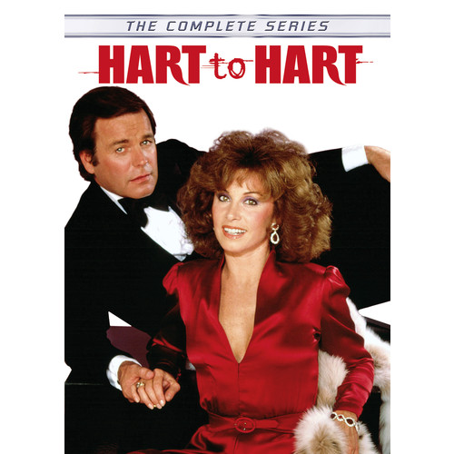 Hart to Hart: The Complete Series [29 Discs] [DVD]
