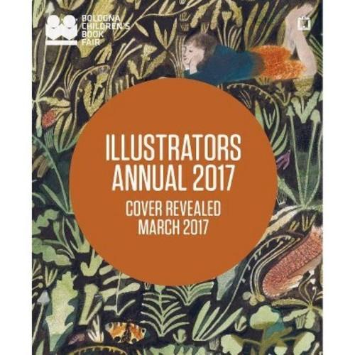 Illustrators Annual 2017 (Paperback)