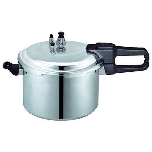 Brentwood - 24-Cup Pressure Cooker - Silver