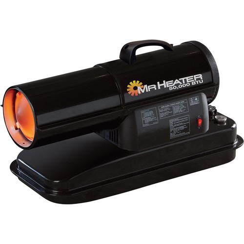 Mr. Heater Portable Kerosene Heater  50,000 BTU, 1200 Sq. Ft. Heating Capacity,
