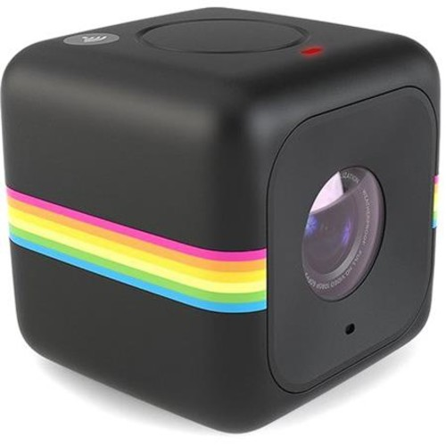 Polaroid CUBE+ 8MP Quad HD Lifestyle Action Video Camera, Black POLCPBK