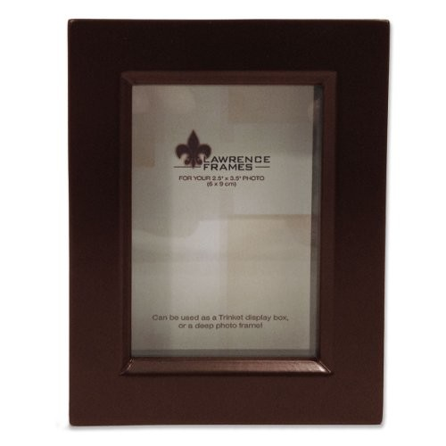 Treasure Shadow Box Picture Frame - Size: 2.5
