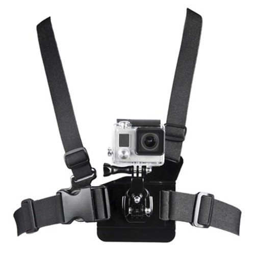 Bower - Chest Body Harness Mount for GoPro Hero - Black