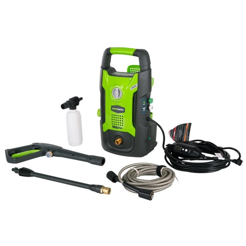 Greenworks 1600 PSI 13 Amp 1.2 GPM Pressure Washer GPW1602 [Pressure Washer]