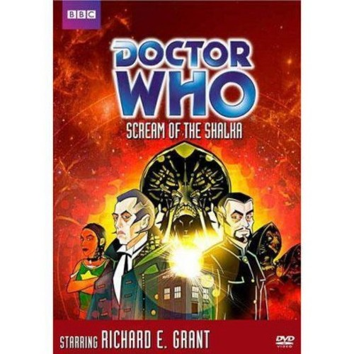 Doctor Who: Scream of the Shalka [DVD]