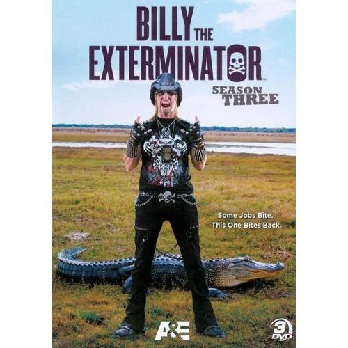 Billy the Exterminator: Season Three [3 Discs] [DVD]