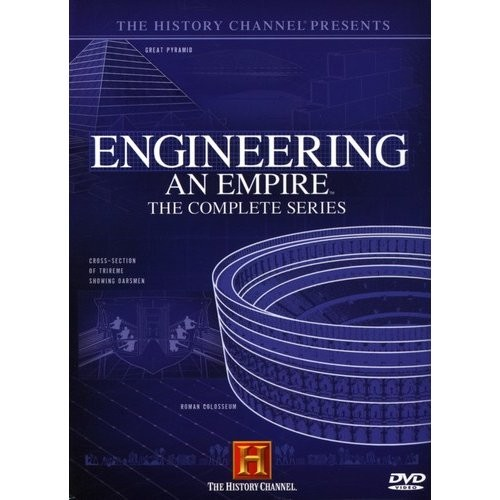 Engineering an Empire [6 Discs] [DVD]