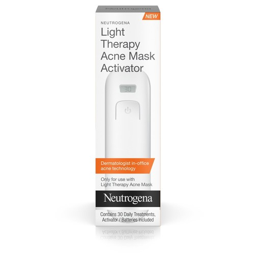 Neutrogena Light Therapy Acne Mask Activator, 0.38 lb, 1 Count