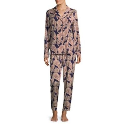 STELLA MCCARTNEY Poppy Snoozing Paisley Pajamas