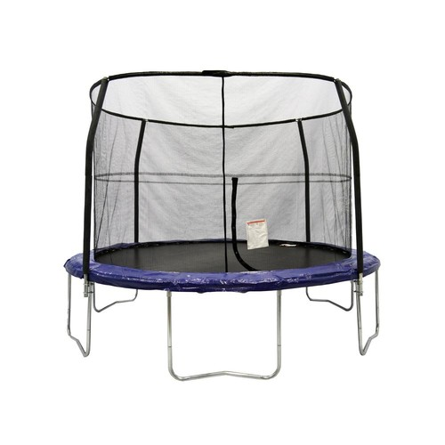 JUMPKING Bazoongi 12 ft. Trampoline Enclosure Combo
