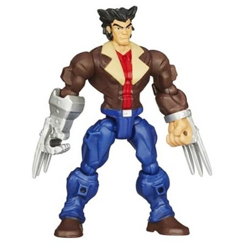 Marvel Super Hero Mashers Wolverine Action Figure